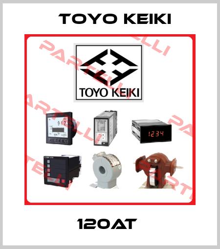 Toyo Keiki Co., Ltd.-120AT  price