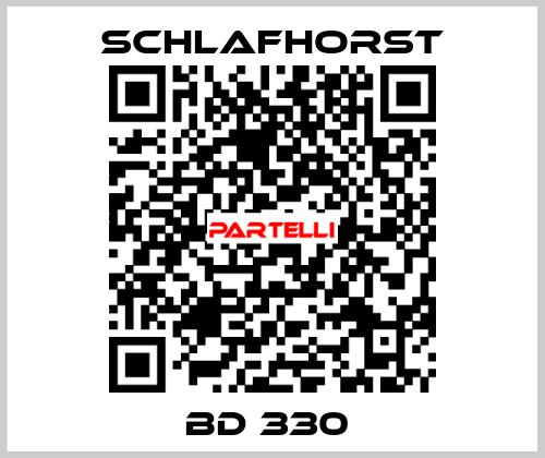 Schlafhorst-BD 330  price