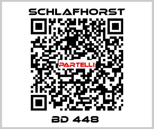Schlafhorst-BD 448  price