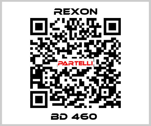 Rexon-BD 460  price