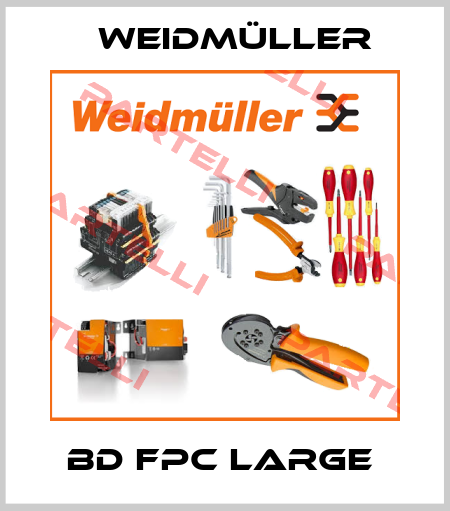 Weidmüller-BD FPC LARGE  price
