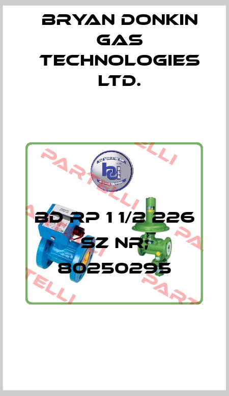 Honeywell Bryan Donkin Gas Technologies Ltd.-BD RP 1 1/2 226 SZ NR; 80250295  price