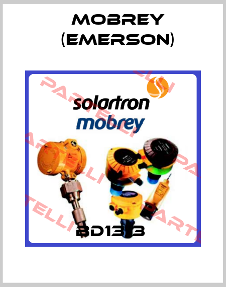Mobrey (Emerson)-BD13/3  price