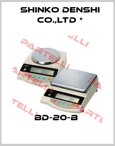 SHINKO DENSHI CO.,LTD *-BD-20-B  price