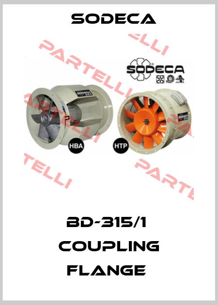 Sodeca-BD-315/1  COUPLING FLANGE  price