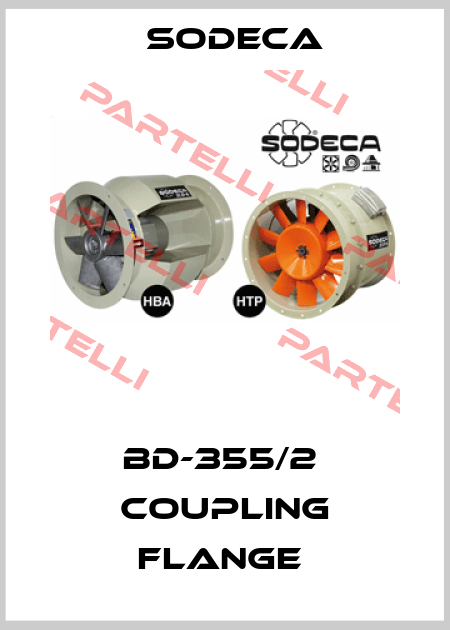 Sodeca-BD-355/2  COUPLING FLANGE  price