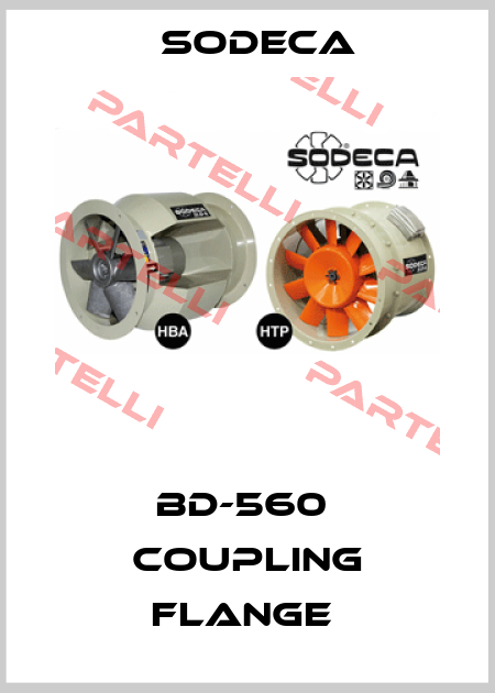 Sodeca-BD-560  COUPLING FLANGE  price