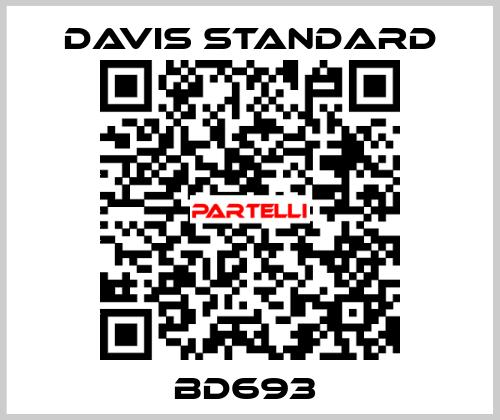 Davis Standard-BD693  price