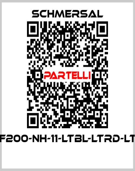 Schmersal-BDF200-NH-11-LTBL-LTRD-LTGN  price