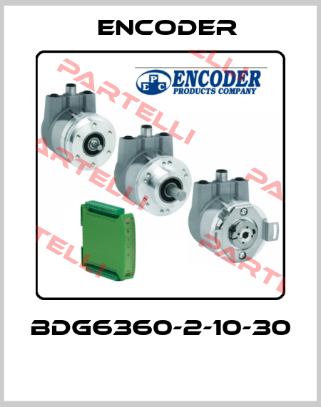Encoder-BDG6360-2-10-30  price