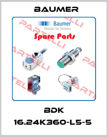 Baumer-BDK 16.24K360-L5-5  price