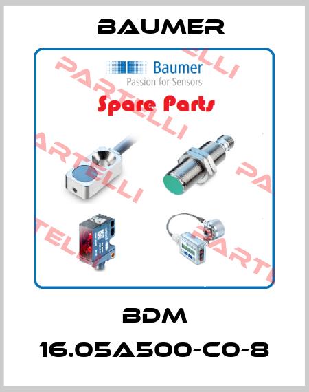 Baumer-BDM 16.05A500-C0-8 price