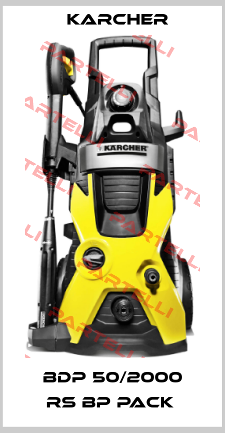 Karcher-BDP 50/2000 RS BP PACK  price