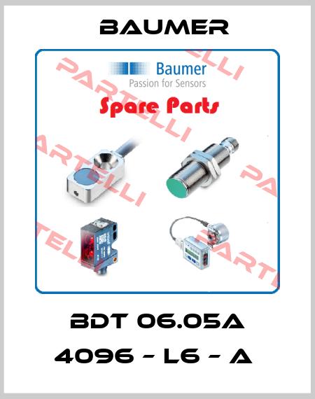 Baumer-BDT 06.05A 4096 – L6 – A  price