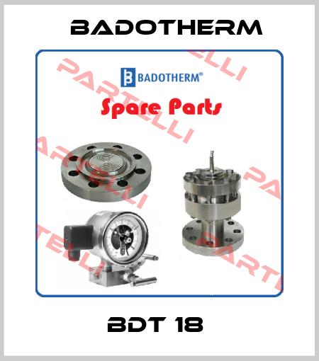 Badotherm-BDT 18  price
