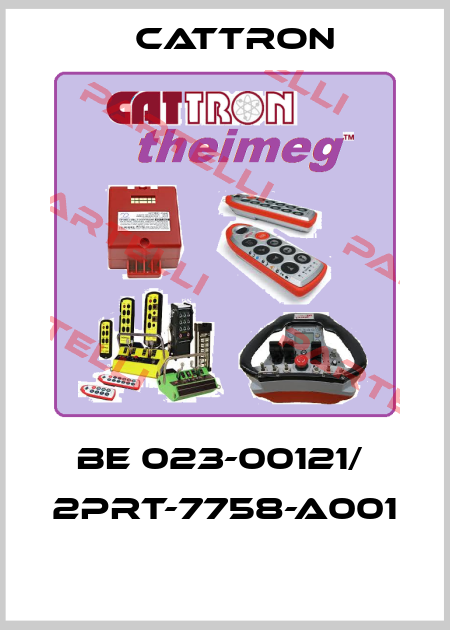 Cattron-BE 023-00121/  2PRT-7758-A001  price