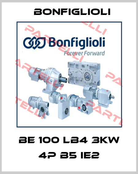 Bonfiglioli-BE 100 LB4 3KW 4P B5 IE2 price