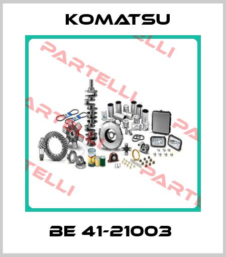 Komatsu-BE 41-21003  price