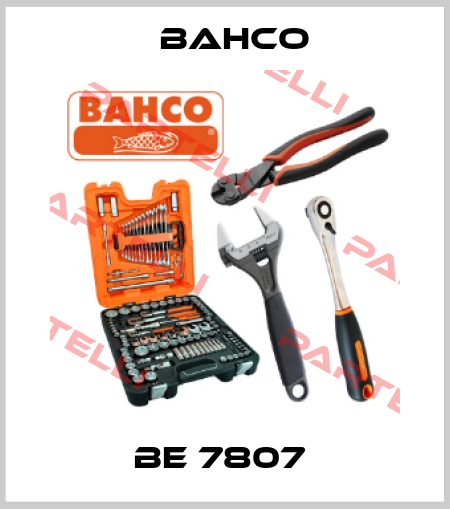 Bahco-BE 7807  price