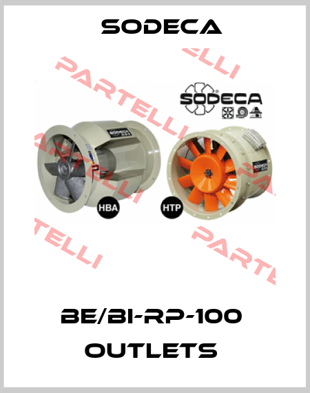 Sodeca-BE/BI-RP-100  OUTLETS  price