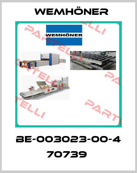 Wemhöner-BE-003023-00-4 70739  price