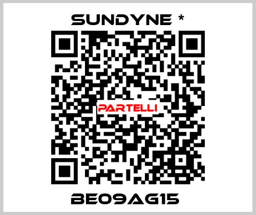 Sundyne *-BE09AG15  price