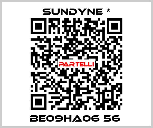 Sundyne *-BE09HA06 56  price