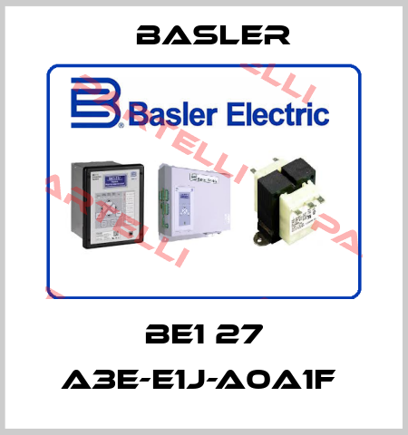 Basler-BE1 27 A3E-E1J-A0A1F  price