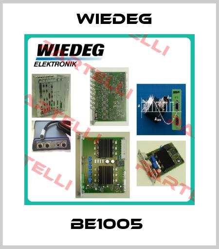 Wiedeg-BE1005  price