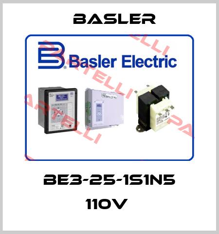 Basler-BE3-25-1S1N5 110V  price