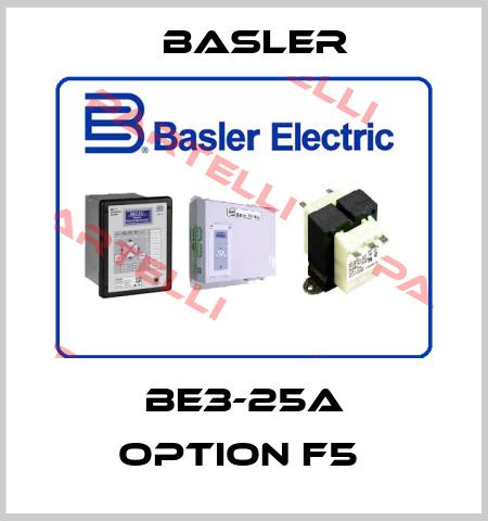 Basler-BE3-25A OPTION F5  price