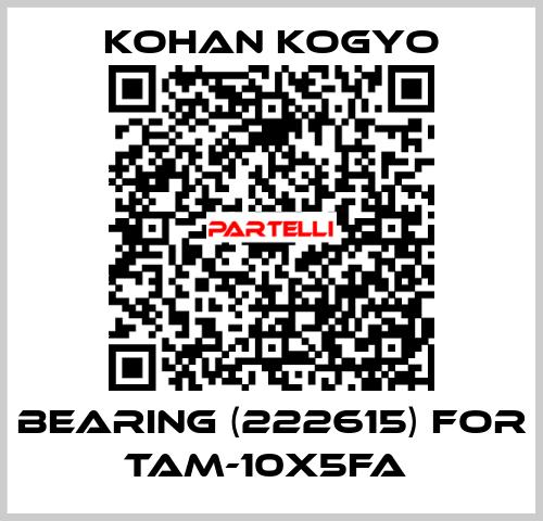 Kohan Kogyo-BEARING (222615) FOR TAM-10X5FA  price