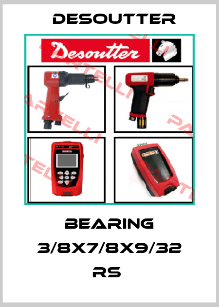 Desoutter-BEARING 3/8X7/8X9/32 RS  price