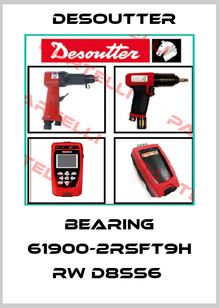 Desoutter-BEARING 61900-2RSFT9H RW D8SS6  price