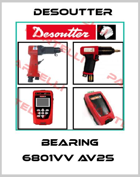 Desoutter-BEARING 6801VV AV2S  price