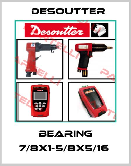 Desoutter-BEARING 7/8X1-5/8X5/16  price
