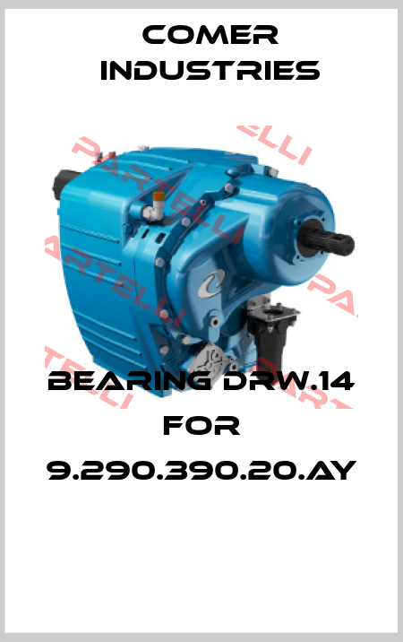 Comer Industries-BEARING DRW.14 FOR 9.290.390.20.AY  price