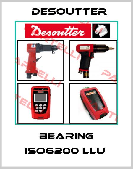 Desoutter-BEARING ISO6200 LLU  price