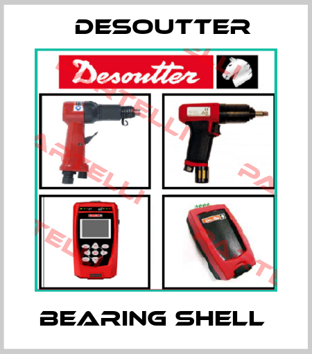 Desoutter-BEARING SHELL  price