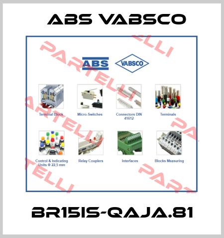 ABS Vabsco-BR15IS-QAJA.81 price