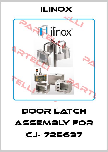Ilinox-Door latch assembly for CJ- 725637 price