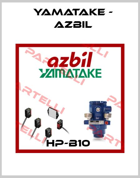 Azbil (formerly Yamatake)-HP-B10  price
