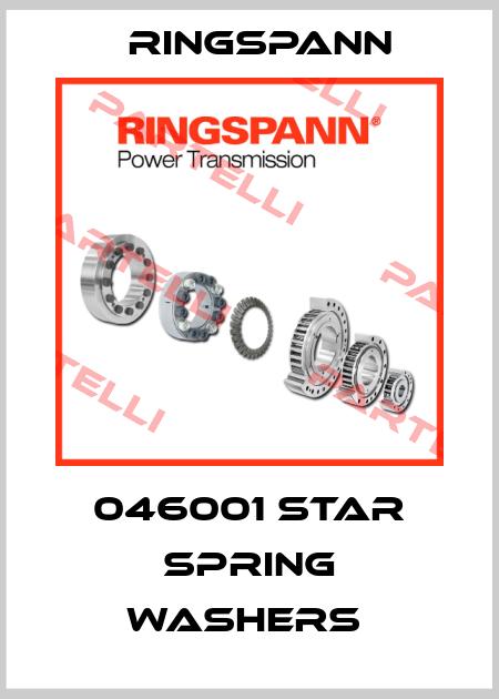 Ringspann-046001 STAR SPRING WASHERS  price